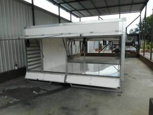 Pantec Body with shelving Rocklea Brisbane South West Preview