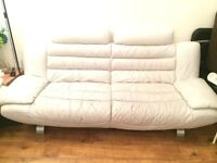 Set of four leather sofa for sale