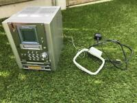 Panasonic SA-PM25 stereo system