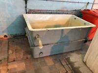 Used water tanks, horse feeders? Horse baths? FREE TO COLLECT