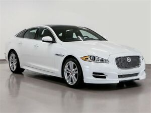 2015 Jaguar XJ 3.0L V6 AWD Sport Edition @ 1.9% INTEREST CERTIFI