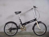 Folding bike 2930A