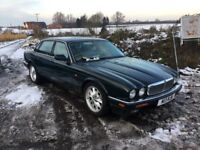 JAGUAR XJ6 EXECUTIVE FULL SERVICE HISTORY IN LOVELY CONDITION LEATHER AUTOMATIC DRIVES LIKE NEW PX .