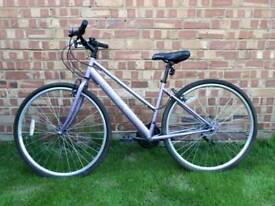 Hybrid Bike - Lady's Apollo Haze