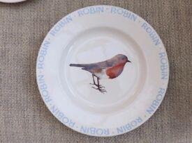 Emma Bridgewater Robin Plate