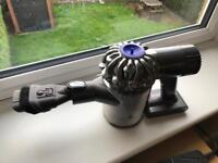 DC59 Dyson Handheld Hoover & Accessories