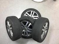 "Genuine Volkswagen 16"" Atlanta Alloy Wheels"