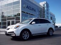 2012 Acura MDX Elite Package SH-AWD (A6)