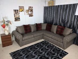 BRAND NEW STYLISH RIO (3+2) SOFA SET OR CORNER SOFA **EXPRESS DELIVERY**