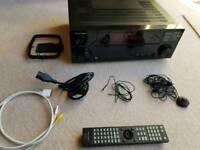 Pioneer VSX-1020-K 7.1 Home Theater AV Receiver