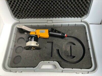 Gerima Sma 40-p Pneumatic Air Portable Pipe Beveling Machine New