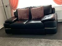 2 x 2 seater & chair
