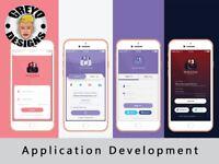 Freelance Graphic Designer App Development Web design Logo Design 3D Design & More