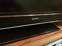 """Sony Bravia 32"""" Flat Screen TV with remote perfect, perfect condition and working order"""