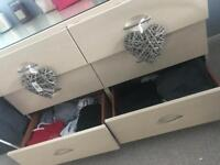 John Lewis drawers.