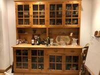 Handmade Pine Dresser