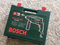 BOSCH 700watt Impact Drill- unused