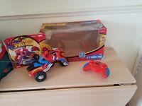 spiderman rc