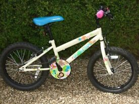 Child's Girl's Woodland Charm Bicycle