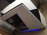 An Excellent Extreme, Almost Brand New Gaming and Video production PC Set. (REDUCED FROM £1.8K)