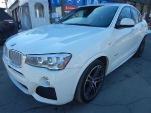 2015 BMW X4 xDrive35i**M SPORT PACK LUXURY NAVI**