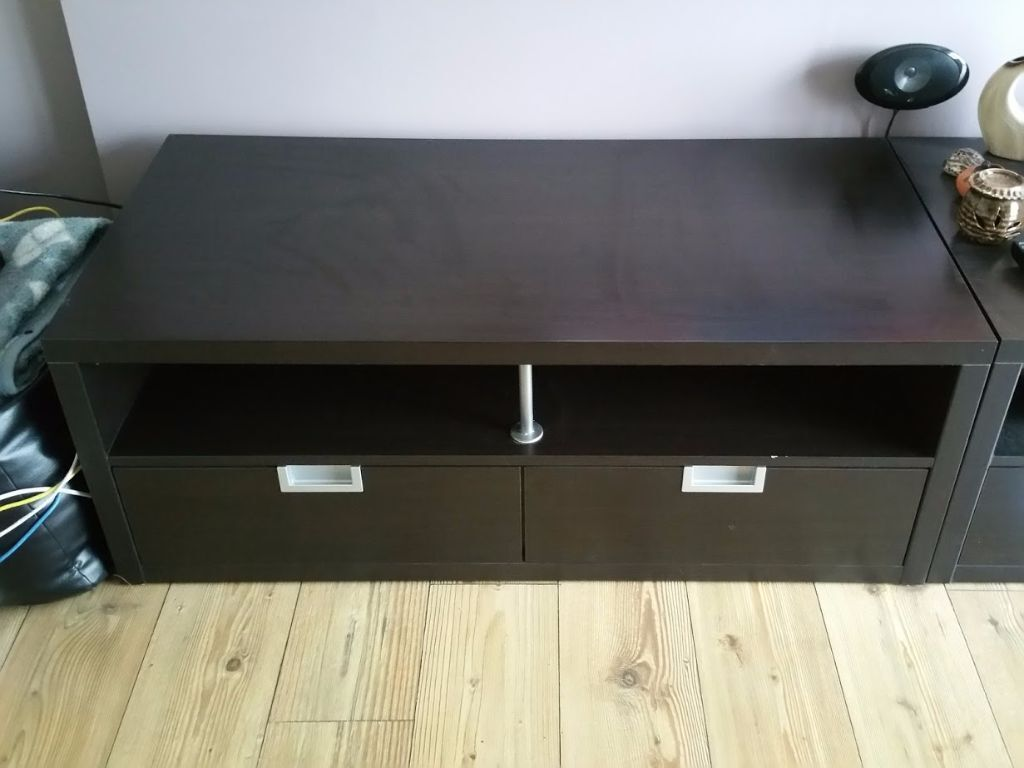 Ikea Besta Jagra Tv Unit In Brown In Rainham Kent Gumtree