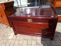 CHINESE HARDWOOD QUALITY CHEST IN YEOVIL ASSORTED CHINESE ORIENTAL FURNITURE FOR SALE IN YEOVIL