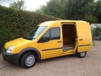 FORD Transit Connect. Excellent Condition. LOW MILAGE: 65,000. 2 Owners. Removable Campervan Bed.