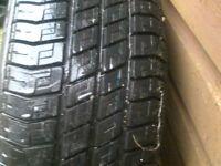 195/65/15 michelin new tyre