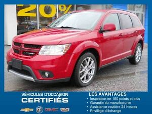 2013 Dodge JOURNEY AWD R/T