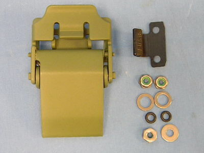 (6) ECS Composites Heavy Duty Green Military Latch Kit