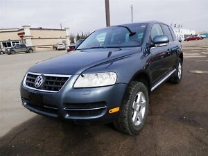 2007 Volkswagen TOUAREG SELLING AS IS V6