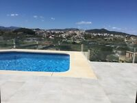 To Rent luxury villa with private pool,Costa Blanca North, sleeps 11 plus cots, wifi great views.