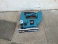 Erbauer 18v cordless jigsaw brand new not makita hilti Hitachi dewalt milwaukee