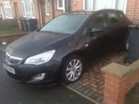 Vauxhall astra 1.6 active for sale. ECU system damaged currently on limp mode
