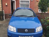 blue fiat punto good strong engine