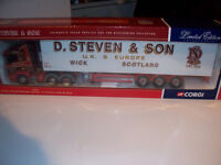 d steven and son 1.50 lorry