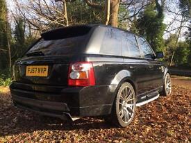 Beautiful Range Rover Sport - Head turner!