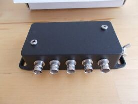 radio scanner/communications receiver multicoupler