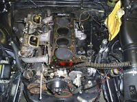 Mobile car mechanic repairing and servicing also A/C repairs