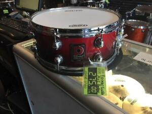 Premier Maple snare drum-caisse claire Genista en Érable - used-usagée