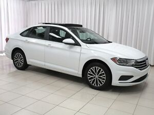 2019 Volkswagen Jetta SEDAN w/ SUNROOF, ALLOY WHEELS, BLUETOOTH,