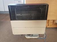 Carver caravan heater