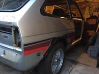 Ford Fiesta supersport
