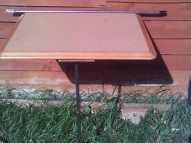 caravan / camper small table