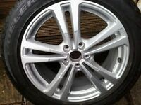 audi q3 18inch alloy wheel