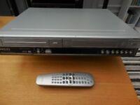 philips dvdr 3320v recorder video