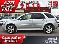 2009 Chevrolet EquinoxSport W/ Heated Leather-Sunroof-Low KMS