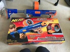 Nerf Raider Rapid Fire CS-35