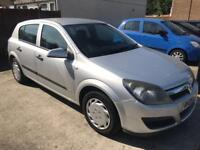 2005 VAUXHALL ASTRA 1.6 LIFE AUTOMATIC / ONLY 57000 MILES / 1 YEAR MOT / SERVICE HISTORY / £1480